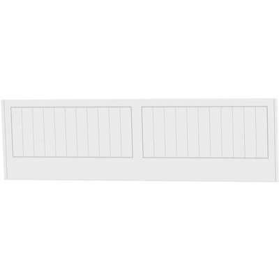 Warwick White Headboard