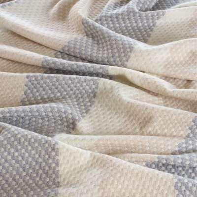 Ecru Silk Merino Fabric - Per metre / Cream / Wool Silk