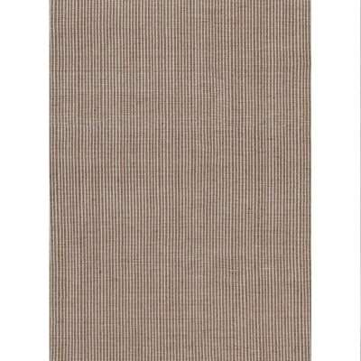 Ida Taupe Rug - 200 x 300 cm / Brown / Recycled Plastic Bottles