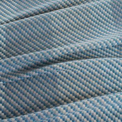 Inlet Cashmere Fabric - Per metre / Teal / Cashmere Wool