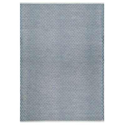 La Mers Rug - 120 x 180 cm / Blue / Wool