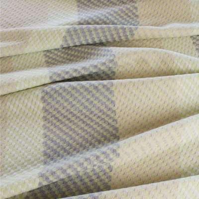 Leaf Green Lambswool Fabric - Per metre / Green / Wool