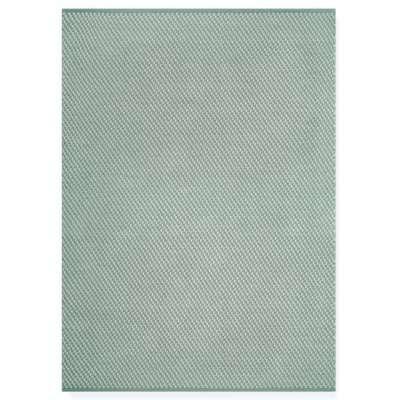 Les Hoffetts Rug - 170 x 240 cm / Green / Wool