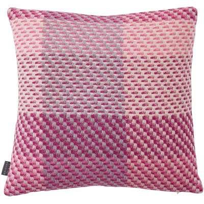 Magenta Cushion - 43 x 43 cm / Pink / Wool & Silk