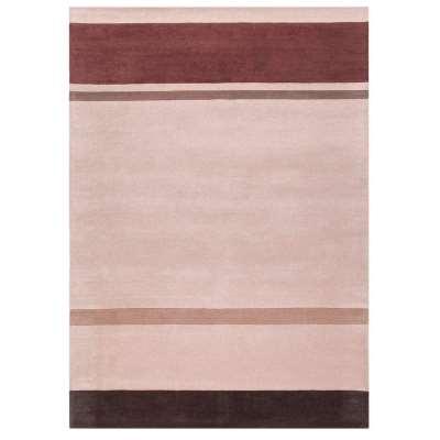 Stripe Rug - 120 x 180 cm / Neutral / Wool