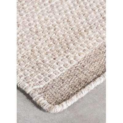 Teppe Wool Rug by Momo Rugs - 160 x 230 cm / Camel / Wool