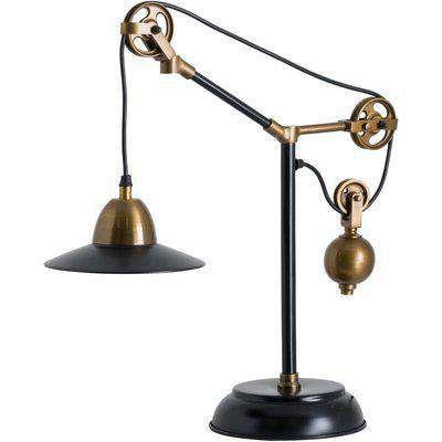 Brooklyn Adjustable Table Lamp