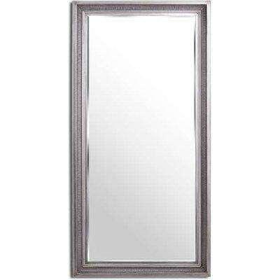 Oscar Antique Silver Mirror Full Length Mirror