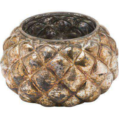 The Noel Collection Small Burnished Votive Candle Holder