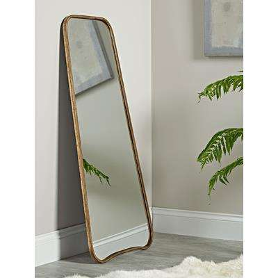 Bowen Full Length Mirror - Brass