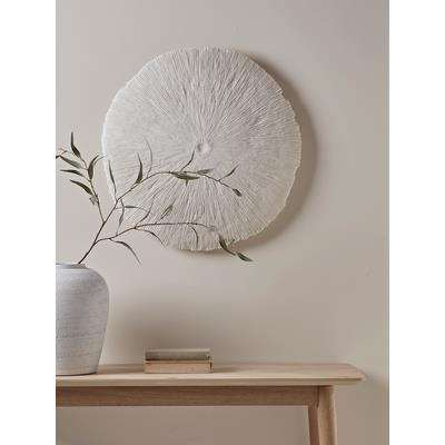 Faux Coral Wall Art