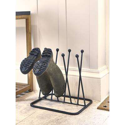 Four Pair Compact Boot Rack