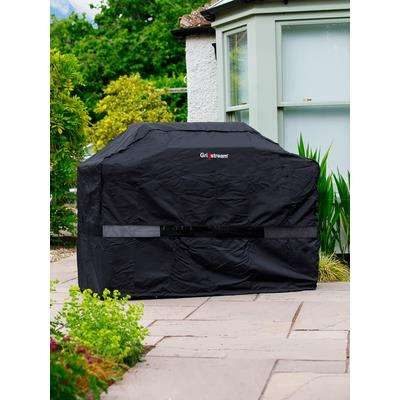 Gourmet Stainless Steel BBQ Cover - Island