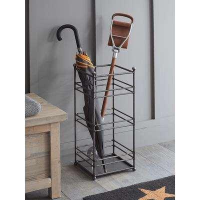 Industrial Metal Umbrella Stand
