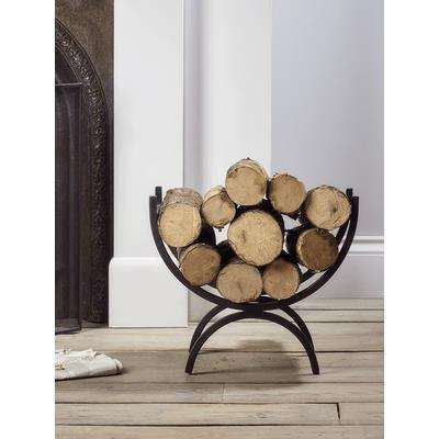 Iron Log Holder - Small