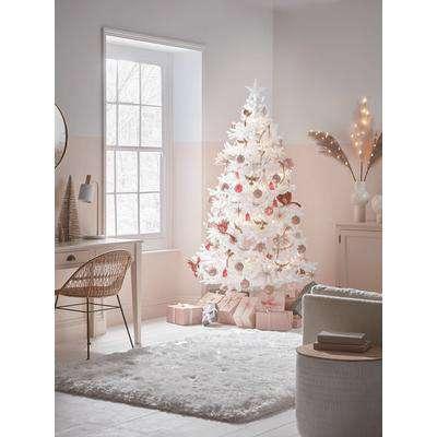 Magical White Pine Christmas Tree