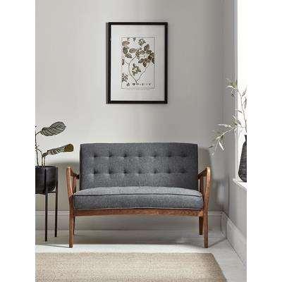 Mid Century Sofa - Linen