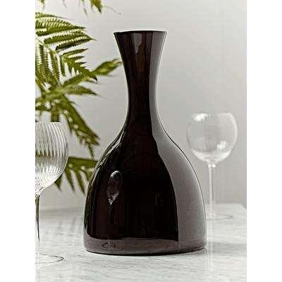 Black Crystal Wine Decanter