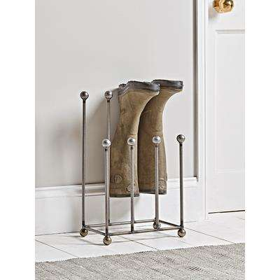 Four Stacked Boot Rack