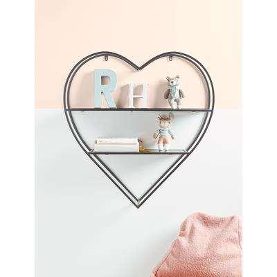 Heart Wall Shelf