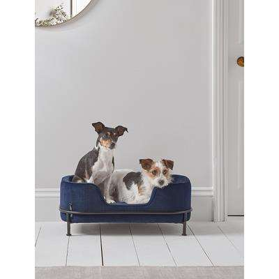 Industrial Style Pet Bed - Navy