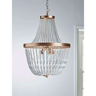 NEW Layered Droplet Chandelier