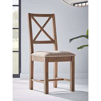 Loft Cross Back Dining Chair