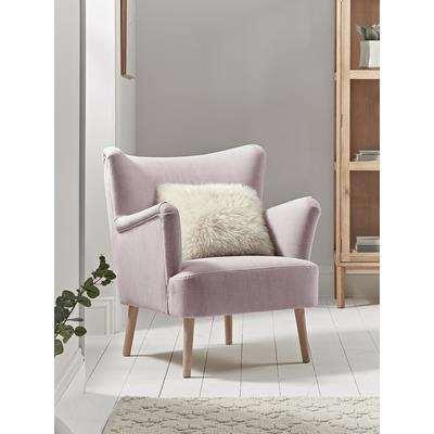 Mads Armchair - Blush
