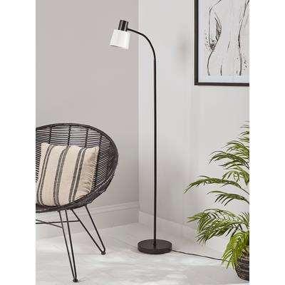 Monochrome Floor Lamp