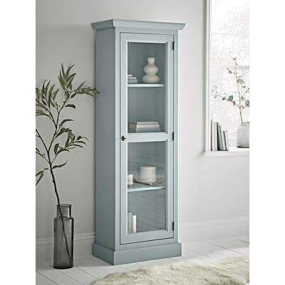 Petite Display Cabinet - Swedish Blue