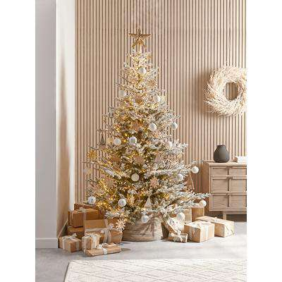 NEW The Ultimate Pre-Lit Christmas Tree - Snowy