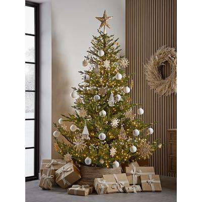 The Ultimate Pre-Lit Christmas Tree - Green