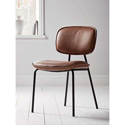 Two Mason Dining Chairs - Tan