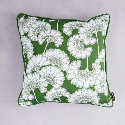 Florence Broadhurst Japanese Floral Wallpaper (colour: Black)