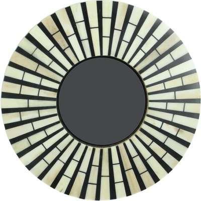 Mahlia Round Photo Frame