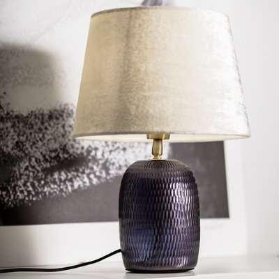 Vika Cast Glass Lamp