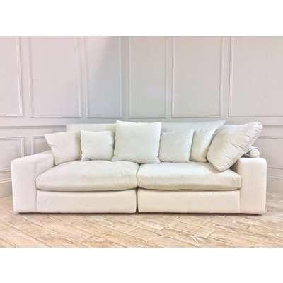 Haymarket Extra Deep Sofa in Moonstone