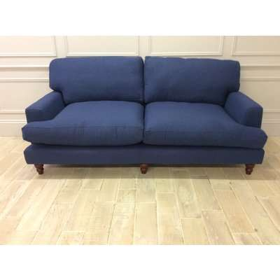 Islington 3.5 Seater Sofa in Darlings Wool Denim