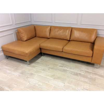 Kingly 3str with left chaise