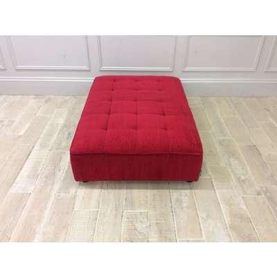 Large alice footstool