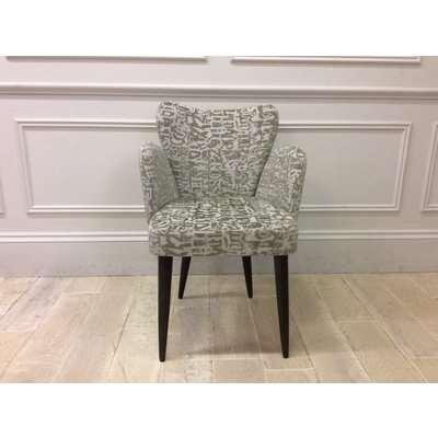 Leon Fabric Dining Chair