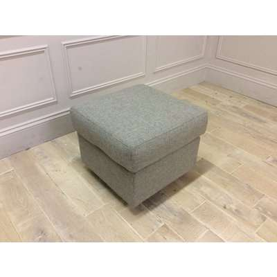 Small Cube Footstool