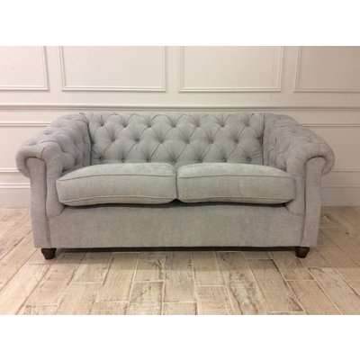 Wantage 2 Seater Sofa in Stain Resistant Chenille Seal Grey
