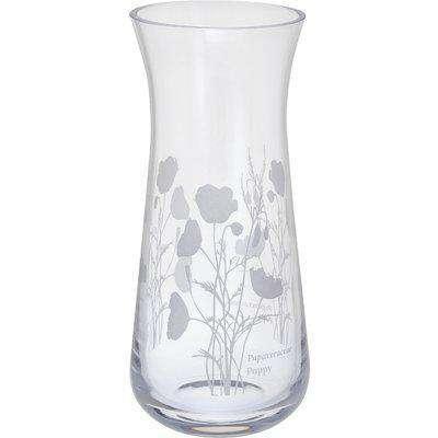 Bloom Small Poppy Vase