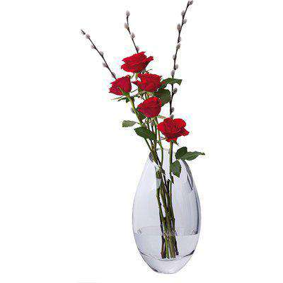 Curve Oval Vase