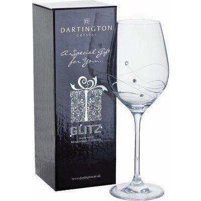 Glitz Single Wine Glass