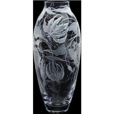 Jardin Flame Lily Tall Vase