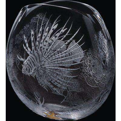The Lion Fish - Large Vase Ed: 10