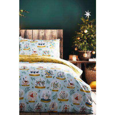 12 Days Of Christmas King Duvet Set