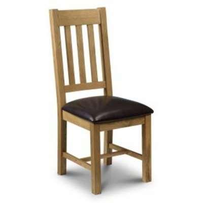4 x Astoria Oak Dining Chairs